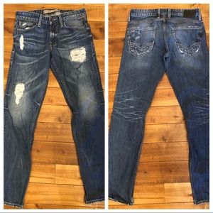 Guess jeans size 29 Slim Straight Cut